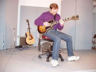 Steve_Playing